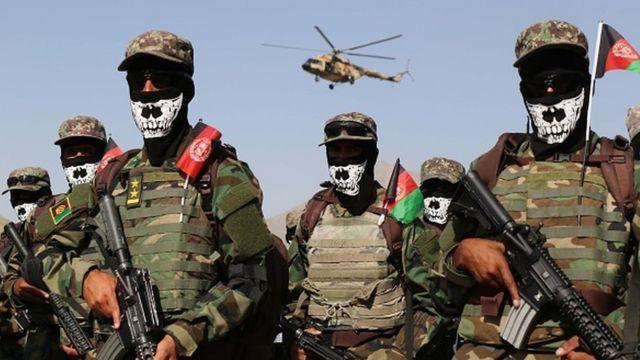 Afgan hükümeti ABD'nin askeri desteği olmadan Taliban'la başa çıkamayabilir