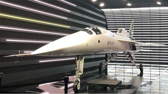 Boom's XB-1 demonstrator