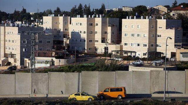 Rammallaha yaxınlıqda Beit El qəsəbəsində 100 yeni ev tikiləcək.