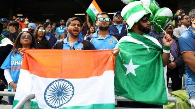 எட்ஜ்பாஸ்டனில் இந்திய வீரர்கள் 'சரவெடி': பாகிஸ்தானுக்கு 320 வெற்றி இலக்கு
