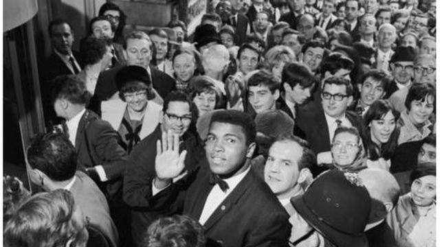 Muhammad Ali's life in pictures