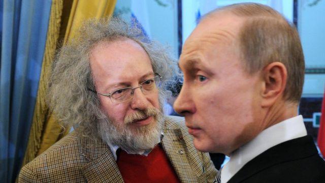 Венедиктов и Путин