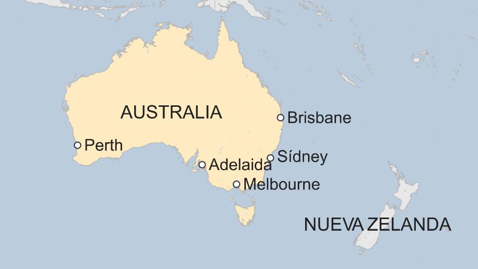 Por Qué Australia Tiene Tan Poca Población Pese A Tener El Mismo Tamaño Que Estados Unidos Bbc News Mundo