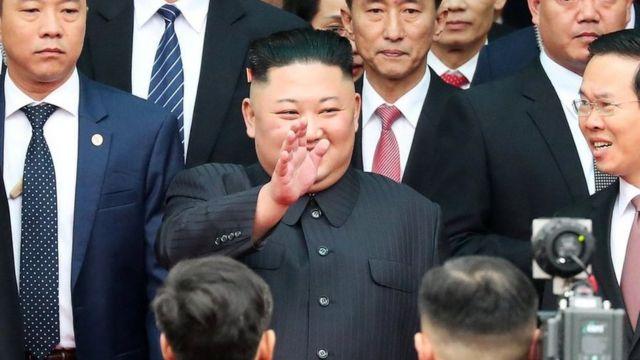 Kuzey Kore lideri Kim Jong-un Vietnam'da