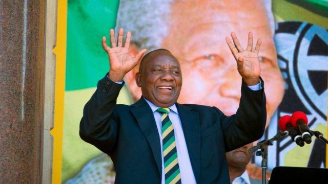 Новим президентом ПАР став бізнесмен Сиріл Рамафоса