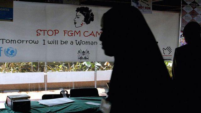 Campaña contra la mutilación genital femenina