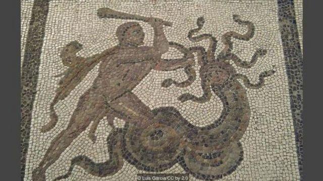 Hydra dan Herakles