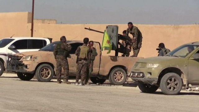 Syrian Democratic Forces prepare for Raqqa battle