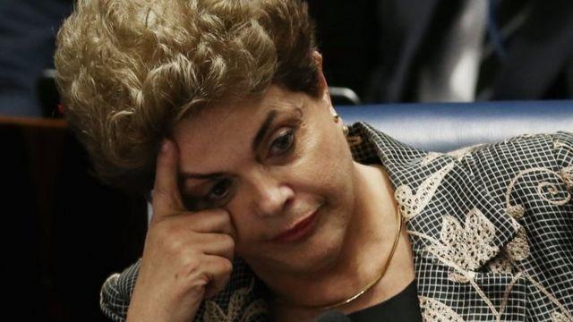 Dilma Rousseff 29 avqust, 2016