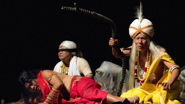 मणिपुरी नाटक - उरुभंगम