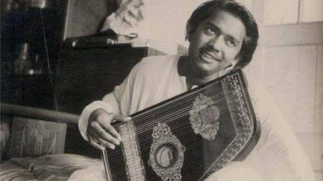 استاد سلامت علی خان
