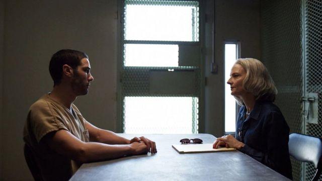 Le Mauritanien raconte l'histoire du détenu Mohamedou Ould Slahi (Tahar Rahim), et son combat pour la liberté aidé par l'avocate Nancy Hollander