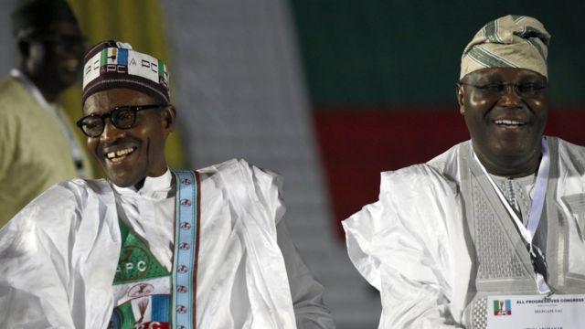Buhari ne ya kawar da Atiku a zaben fitar da gwani