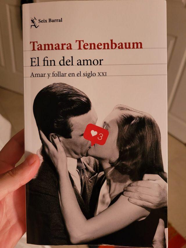 """Capa do livro """"El fin del amor"""", de Tamara Tenenbaum"""