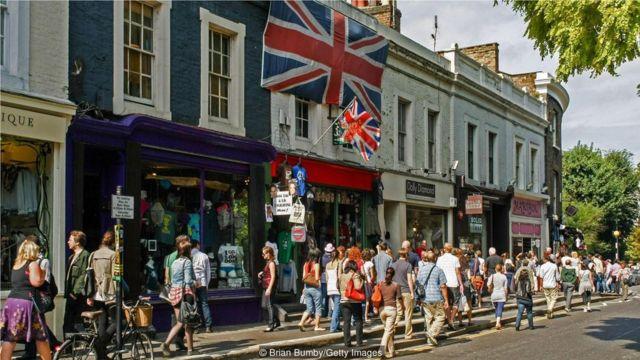 """根据《美国新闻与世界报道》杂志,英国在""""声望""""这一标签上名列前茅(Credit: Brian Bumby/Getty Images)"""