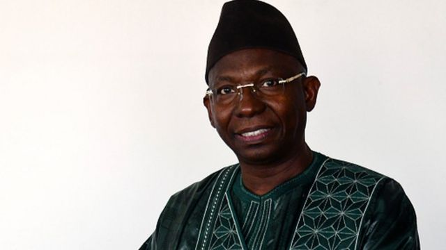 Issa Sall est, comme Ousmane Sonko et Madické Niang, candidat à la présidentielle pour la première fois.