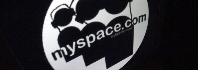 Logo do MySpace