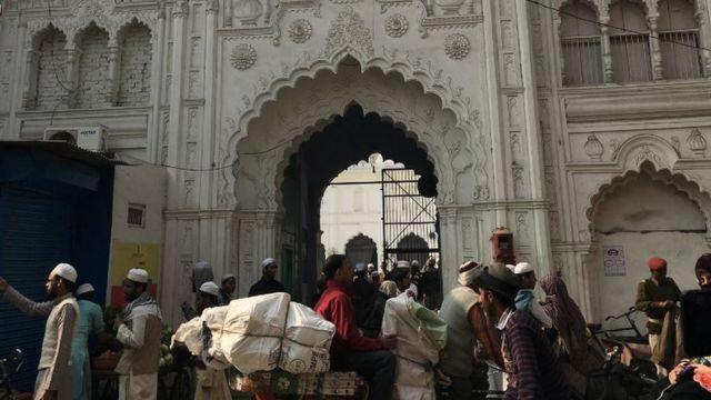 अमरोहा की जामा मस्जिद