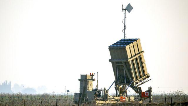 Sistema de defensa antimisiles
