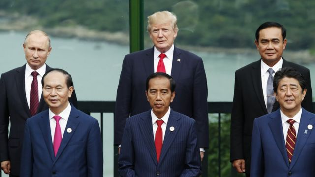 Việt Nam vừa tổ chức APEC 2017