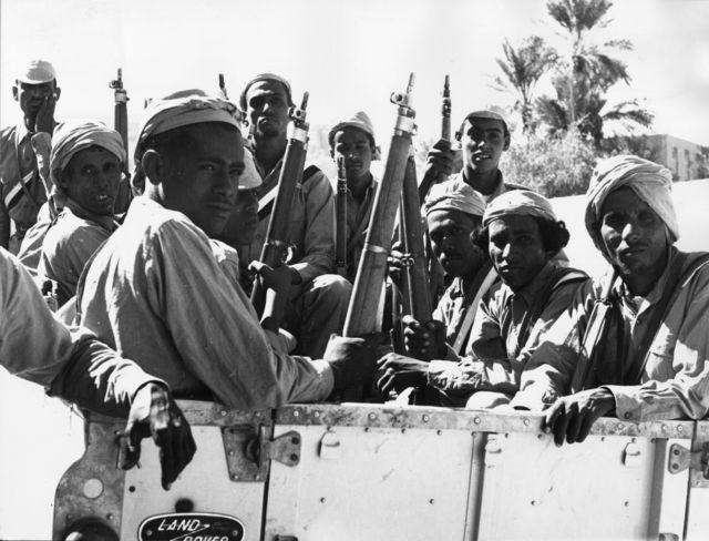 نیروهای جبهه آزادیبخش یمن
