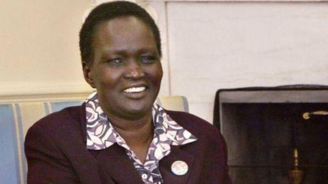 Rebecca Garang,