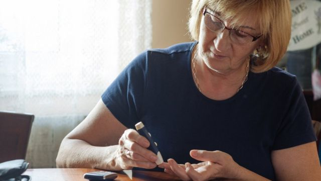 Type-2 diabetes signs 'detectable years before diagnosis'