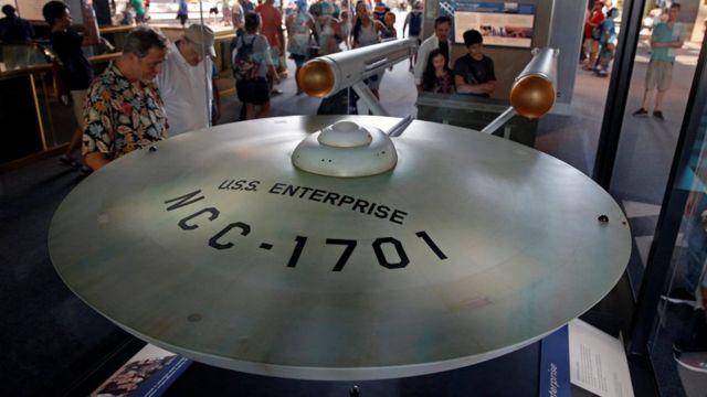 La nave USS Enterprise