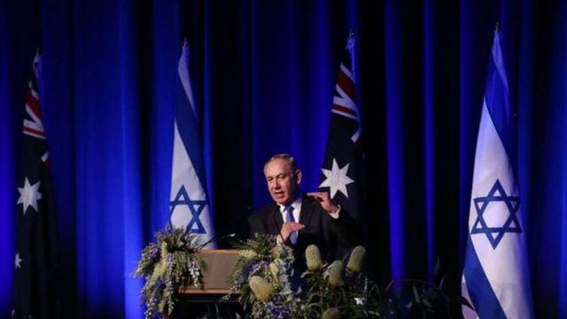 بنیامین نتانیاهو، نخست وزیر اسرائیل،