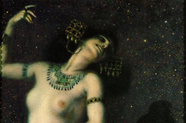 Salome by Franz von Stuck, 1906