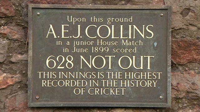 Plaque in Clifton, Bristol