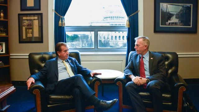 Ed Royce and Ted Osius