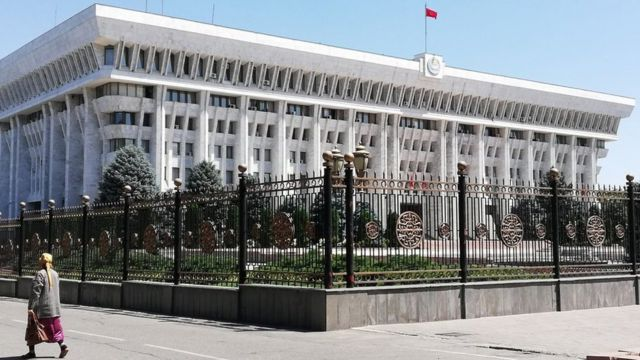 Қирғизистон Республикаси Парламенти
