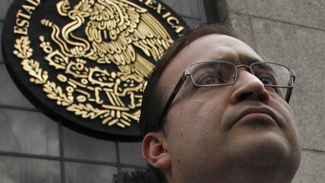 A Duarte lo investiga la Secretaría de Hacienda por contratos millonarios con empresas fantasma.