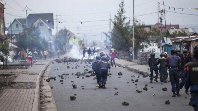 RDC;Politique.
