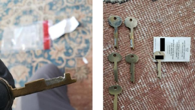 Копии ключей