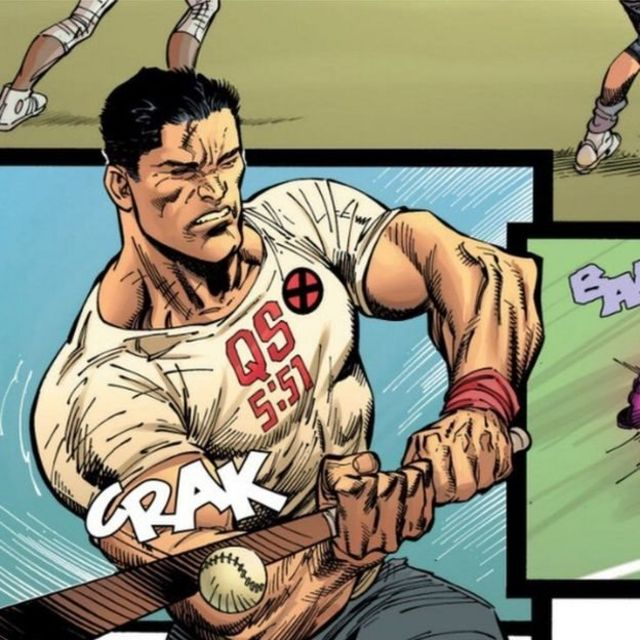 หนังสือการ์ตูน ,เอ็กซ์เม็น โกลด์, X-Men,อินโดนีเซีย