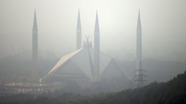 فیصل مسجد اسلام آباد