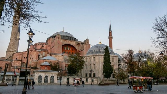 Cocin Hagia Sophia