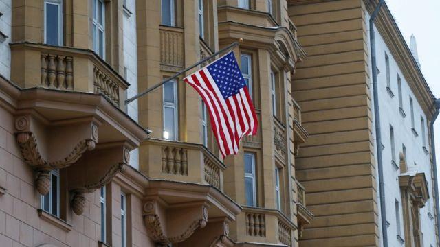 ABŞ-ın Moskvadakı səfirliyi