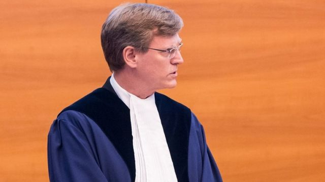 Prof. Sean D. Murphy