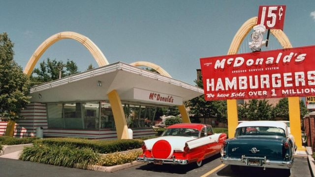 McDonald's 1953 року