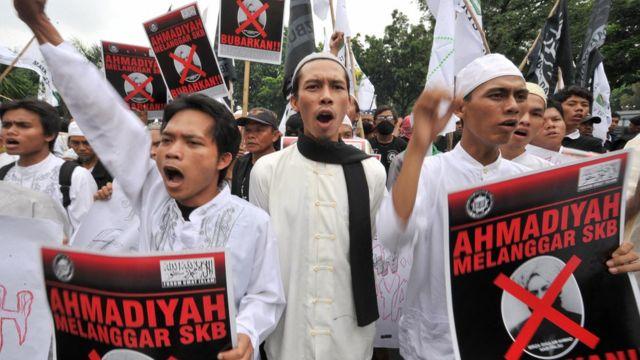 Protes diJakarta