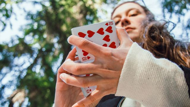 Truco de cartas