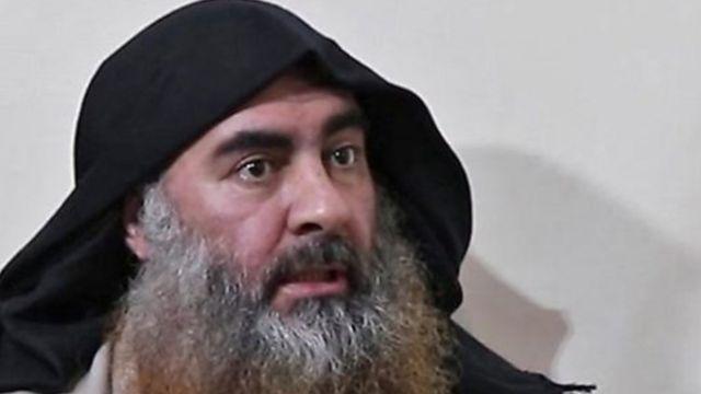 أبو بكر البغدادي