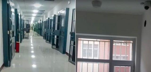 Kamplardaki hücreler