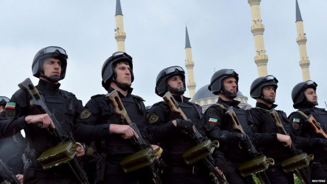 Islamic State may threaten Russia's Caucasus