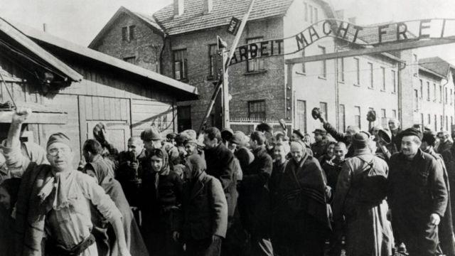 Tropas soviéticas libertaram Auschwitz em janeiro de 1945