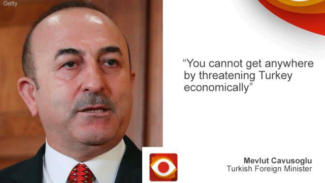 Turkey: Could the US damage its economy?