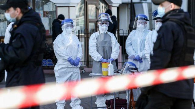 Коронавірус в Україні: хворих вже 41, за день 15 нових випадків - BBC News  Україна